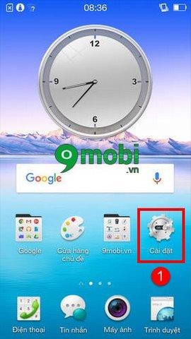 Mẹo check, theo dõi, xem tốc độ mạng trên Oppo không cần