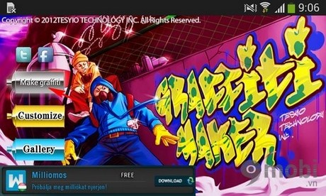 ve graffiti tren Android