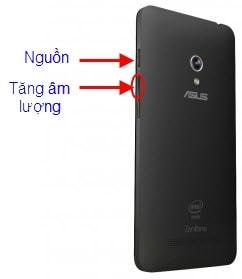 Hard Reset Asus Zenfone 4