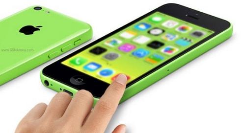 thay man hinh iPhone 5c