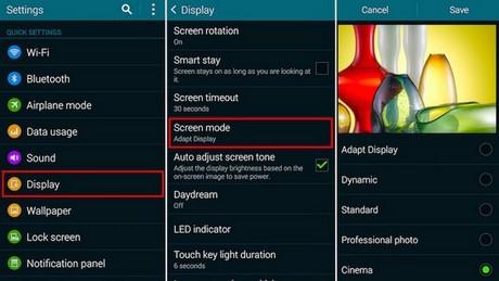 mẹp Galaxy S5, tips Galaxy S5 cực hay