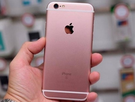 iphone 6s mau hong