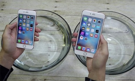 ngam nuoc iphone 6s, ngam nuoc iphone 6s plus
