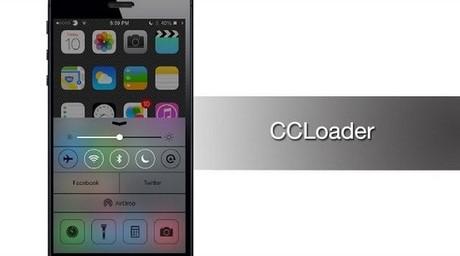 mod control center iphone
