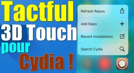 them 3D Touch vao Cydia