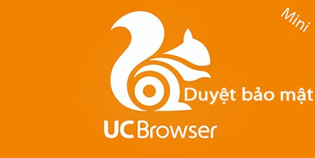 che do duyet bao mat uc browser mini