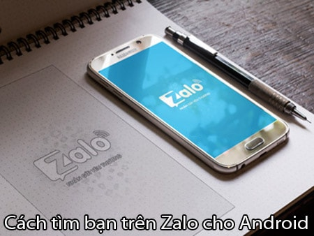 cach tim ban tren zalo cho android