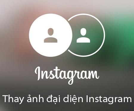 thay anh dai dien instagram