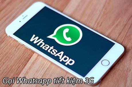 cach goi whatsapp tiet kiem 3g