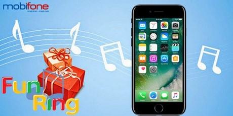 Cài nhạc chờ Mobifone trên iPhone 7 như thế nào?