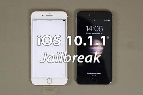Đã Jailbreak iOS 10.1.1 cho iPhone, iPad được chưa