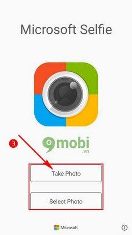 cach dung microsoft selfie