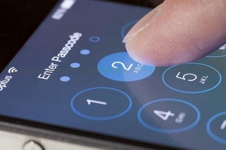 quen passcode iphone