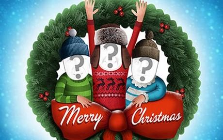 Cách tạo ảnh động Giáng Sinh bằng JibJab