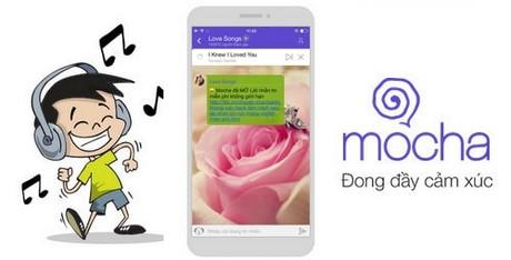 Cách vào phòng nghe nhạc Mocha, chat room Mocha Viettel