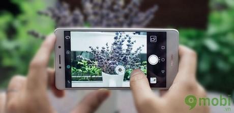 Cách chụp xóa phông trên Huawei GR5 2017