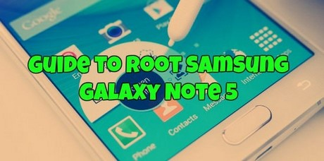 root samsung note 5