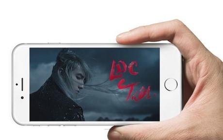 Tải Video Lạc Trôi trên iPhone, Download MV Lạc Trôi cho iPhone 7, 6s,