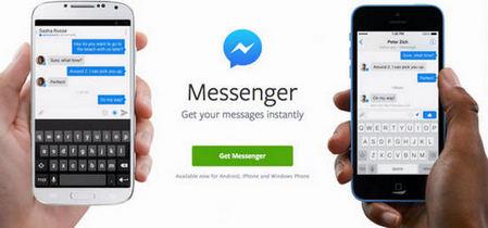 tai facebook messenger