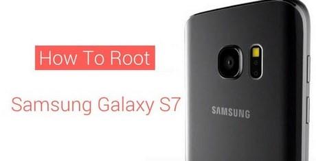 root samsung s7