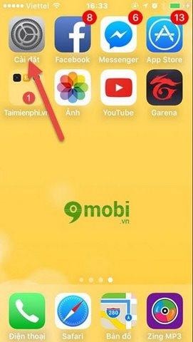 cap nhat iphone len ios 9.3.3