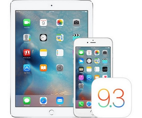 Download iOS 9.3.3, link tải iOS 9.3.3 tốc độ cao