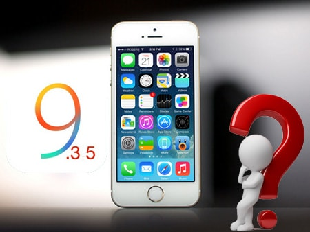 co nen nang cap ios 9.3.5 cho iPhone 4s
