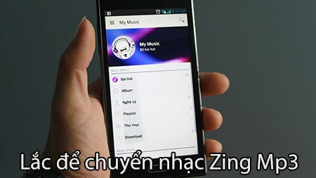 lac de chuyen nhac zing mp3
