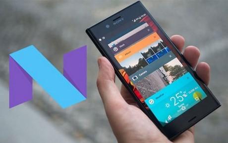 nang cap android 7.0