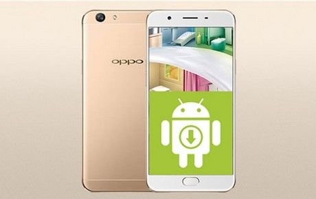nang cap android cho oppo f1s