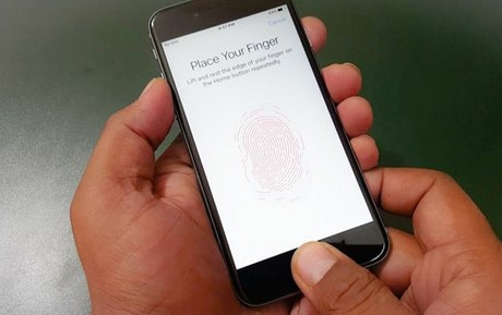 iphone 7 bi loi van tay