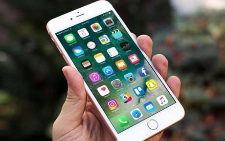sap xep icon tren iphone