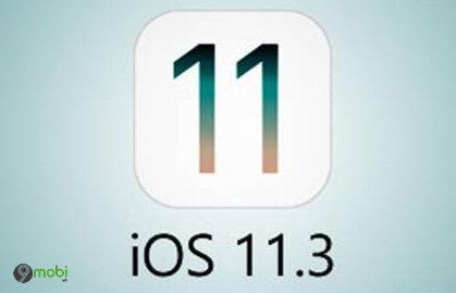 ios 113 co gi moi