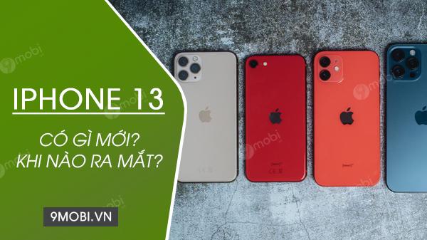 iphone 13 co gi moi