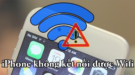 sua loi iphone khong ket noi dc wifi