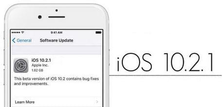 iOS 10.2.1 co gi moi