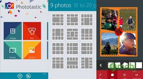 phototastic for windows phone