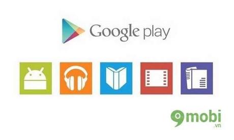 cach lay lai tien khi go bo mot ung dung tren google play