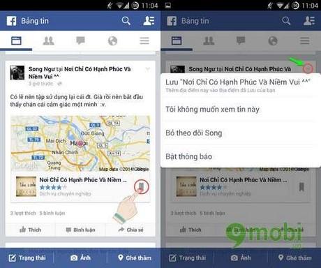 luu noi dung uu thich tren facebook iphone 6 plus, 6, ip 5s, 5, 4s, 4