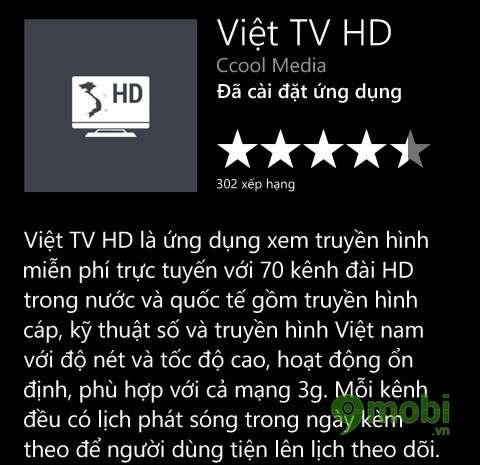 viet tv hd