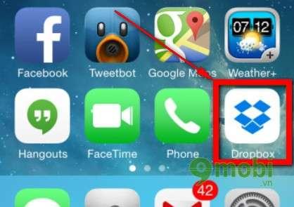 chia se video qua dropbox bang iphone 6 plus, 6, ip 5s, 5, 4s, 4