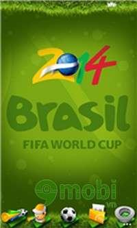 Hình nền World Cup 2014 cho Windows Phone