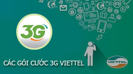 goi cuoc 3G Viettel