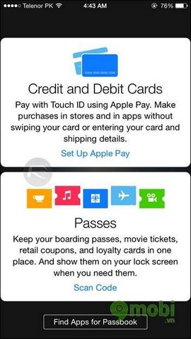cach dung apple pay