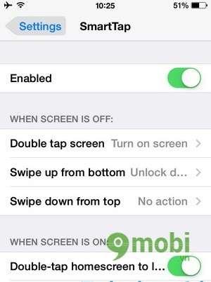 Mang tính năng Knock On lên điện thoại iPhone 6, iP 5s, 5, 4s