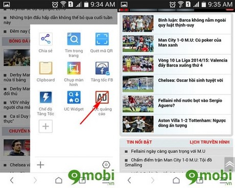 tai uc browser 10.0 cho android