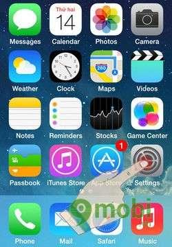 Loại bỏ, tắt chức năng tự động theo dõi trên iPhone